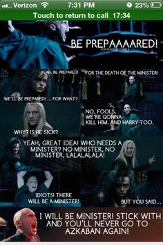 Hahaha lion king+Harry potter= hilarious and awesome <3