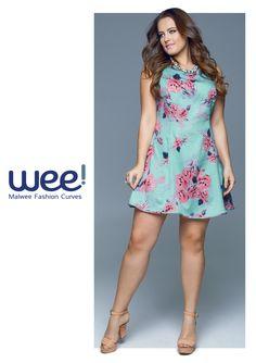 Toda a leveza e delicadeza da nossa linda coleção de Alto-Verão! #weefashion #fashioncurves #fashion
