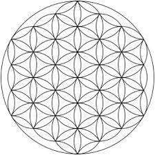 Flower of Life - Wikipedia, the free encyclopedia en.wikipedia.org - 304 × 304 - Search by image The Flower of Life.