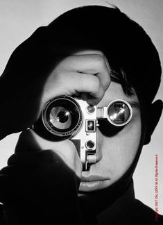 The Photojournalist 1951 Gelatin Silver by Andreas Feininger