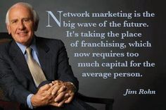 Network Marketing is being in business for yourself, but not by yourself. It is the fastest and best business model to leverage your income, time freedom and LifeStyle, and, is supported by billionairs like Warren Buffett, Donald J. Trump, Robert Kiyosaki and Bill Gates. The only trick is, partnering with the right company, product and compensation plan. Don't let big opportunities pass you by! Connect with me tanya.jackson@outlook.com Or www.tanyajackson@myarbonne.com