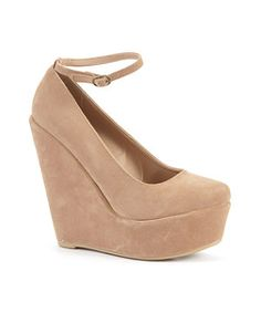 Light brown wedges | Shoes ☆ | Pinterest | Brown, Light browns ...