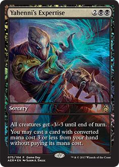 1x Yahenni/'s Expertise English Multiples NM Aether Revolt