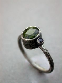 heirloom ring mothers ring birthstone ring by jaimejofisher, $650.00