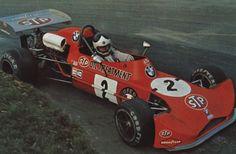 Jean-Pierre Jarier - March 732 BMW - STP March Engineering - I Radio Luxembourg Formula 2 Trophy 1973 - European F2 Championship, Round 1