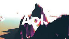 Bildresultat för aol logo