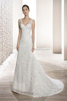 b810d3b2bbc6 Νυφικά Φορέματα Demetrios 2017 Collection - Style 716 Bridal Dresses