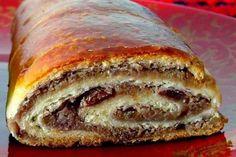 FINA ŠTRUDLA SA ORASIMA: Klasični kolač koji nikada ne gubi svoju draž ~ KORISNI SAVJETI I ODABRANI RECEPTI