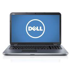 Dell Inspiron 17 i17RM-2419sLV 17.3-Inch Laptop (Moon Silver) 3rd Generation Intel Core i5-3337U Processor (3M Cache, up to 2.7 GHz). 6 GB DDR3 RAM. 750 GB 5400 rpm Hard Drive. 17.3-Inch Screen. Windows 8.  #Dell #Personal_Computer