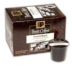 FREE Peet's Coffee K-Cup Sample