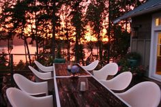 Friday Harbor beautiful home no beach 600 night 2 night minaccess but water Sunsets on the deck are the best!