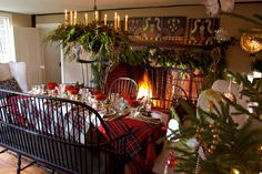 Nora Murphy Country House - A Country House Christmas