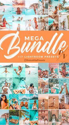Summer Bundle 117 Mobile Presets - 60% OFF @dolcevitapresets #mobilepresets #presets #lightroom #blogger #travel #influencer #instagrammer #travelblogger #traveling #beach #sea