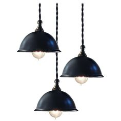 Simple and Elegant Greist Hooded Sconce | From a unique collection of antique and modern chandeliers and pendants  at http://www.1stdibs.com/furniture/lighting/chandeliers-pendant-lights/