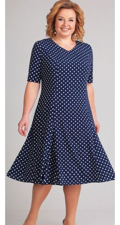 Plus Size Fashion Sizes & Custom Made Plus Size Maxi Dresses, Trendy Dresses, Women's Fashion Dresses, Plus Size Outfits, Curvy Fashion, Plus Size Fashion, Office Dresses For Women, Stylish Work Outfits, European Fashion