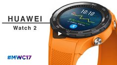 #Deportes #relojes Os mostramos al Huawei Watch 2 en vídeo