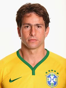 Maxwell of Brasil - worldcup 2014 football team