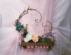 If you feel bored with traditional ring pillow and still consider some ring box Why not try a new way to hold your rings with ring hanger Wedding Boxes, Diy Wedding, Wedding Favors, Wedding Gifts, Wedding Flowers, Ring Holder Wedding, Ring Pillow Wedding, Engagement Decorations, Wedding Decorations