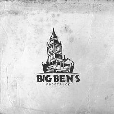 Designs | Big Ben's Food Truck | Logo design contest