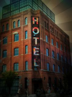 Brooklyn New York Hotel Retro Art Poster Photography Print Multiple Sizes
