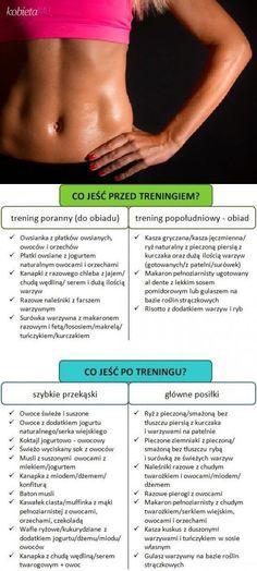 Do jeść przed i po treningu? Do jeść przed i po treningu? Helathy Food, Health Dinner, Bikini Workout, Coping Skills, How To Lose Weight Fast, Natural Health, Fitness Inspiration, Healthy Lifestyle, Health Fitness
