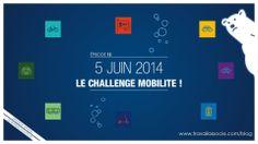 """L'agence de communication Travail Associé à Valence a décidé de relever le """"Challenge Mobilité"""" organisé par la région Rhône Alpes et l'ADEME. Après un temps de réflexion, toute l'équipe a finalement trouvé le moyen de """"venir au travail autrement"""", pour le plus grand plaisir de Patrice, DG de l'agence.   http://www.travailassocie.com/blog"""
