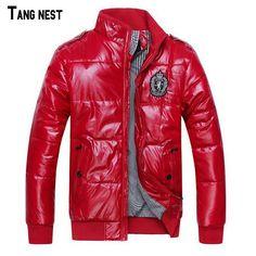 Hot Sale Men's Jacket Winter Overcoat Warm Padded Jacket  Male Fashion Winter Coat Whole Sale