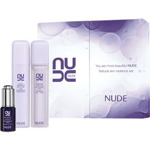 Natural Radiance Set | ProGenius™, n-probiotic™ | NUDE Collections
