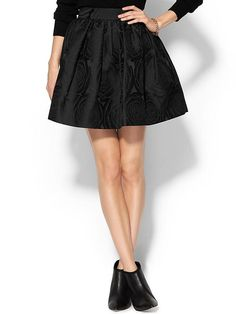Kate Spade New York Jacquard Cupcake Skirt