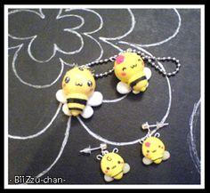BiiZzu-chan Charms and Earring by BiiZzU-chan on DeviantArt