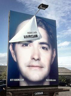 Many of us see Billboards on a daily basis, innovative Billboard Advertising can get your attention and is hard to miss when your outside. Creative Examples of Billboard Advertising can be a great source of