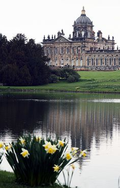 Castle Howard, England Reflection 3 by Paul 'Tuna' Turner on Flickr