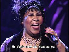 "Salven a la música - Divas"" Natural Woman"" Subtitulado"