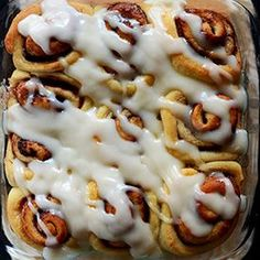 Vegan cinnamon rolls - For the day when I finally allow myself a treat.