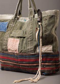 Сумки из одеяла - в поисках вдохновения (подборка) / Сумки, клатчи, чемоданы / ВТОРАЯ УЛИЦА