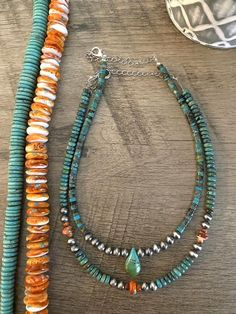 Seed Bead Necklace, Simple Necklace, Simple Jewelry, Necklace Ideas, Stone Necklace, Seed Beads, Fall Jewelry, Boho Jewelry, Beaded Jewelry
