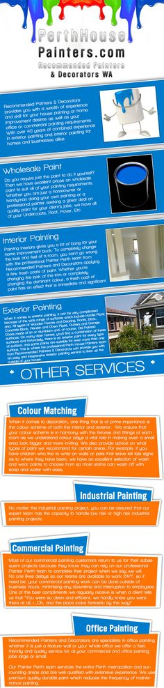 The very best painters in Perth for house painting, commercial painters and home painters available from Painter Perth now. Exterior Paint, Interior And Exterior, Industrial Paintings, House Painters, Office Paint, Painting Services, Perth