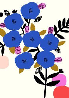 Pattern Illustration, Photo Illustration, Scrapbook Canvas, Textiles, Mini Canvas, Nail Art Hacks, Floral Illustrations, Color Stories, Surface Pattern Design