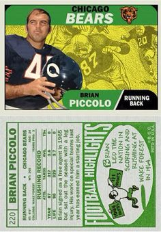 34 Best Brian Piccolo images  baddf5a83