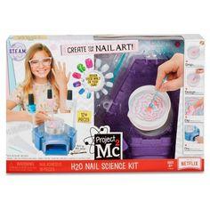 Project Mc2 H2O Nail Science Kit : Target