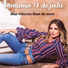 482ccc7acbf MAÑANA PASA POR TU CATÁLOGO DE NUEVA COLECCIÓN Más información en nuestra  línea whatsapp +57 311 287 7798  jeans  blusas  fashionwoman  modafemenina  ...