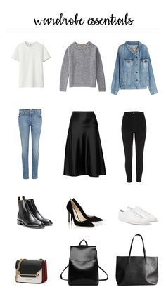 Wardrobe essentials | What do you think about our selection? | On spot | Top Selection | Chosen by professionals | | Discover more unique looks on www.primpymag.com/ |#minimal #fashion #primpystyle #primpytips