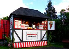 Danish Ice-Cream, Arataki Visitor Centre, Auckland, New Zealand