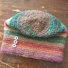 Fall For Me Spiral Hat : Free Crochet Pattern. New fall 2014 pattern from B.hooked Crochet