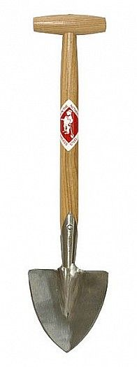 Perennial Spade from Sneeboer--never have to buy another one...