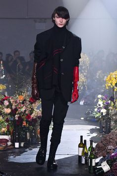 Raf Simons Men's Fall 2018 [PHOTOS] – WWD