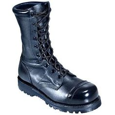 Collectibles Original Corcoran Black Leather Field Boots With Vibram Sole Size 9.5 D Customers First Uniforms & Bdus