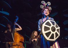 """O musical infantil """"Operilda na Orquestra Amazônica"""", que apresenta a música clássica brasileira ao mini público, tem uma série de apresentações nos Teatros Alfredo Mesquita, Paulo Eiró e Zanoni Ferrite."""