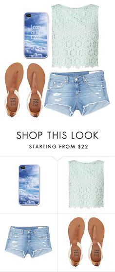 """""""Untitled #44"""" by flying-tiger ❤ liked on Polyvore featuring Miss Selfridge, rag & bone/JEAN and Billabong"""
