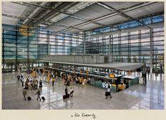 Airport Munich - Flughafen München - Terminal 2